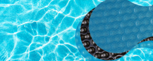 RD400 & Solarweave standard pool cover materials