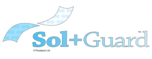Sol+Guard Logo - pool covers that help maximise solar gain and keep your pool warmer for longer