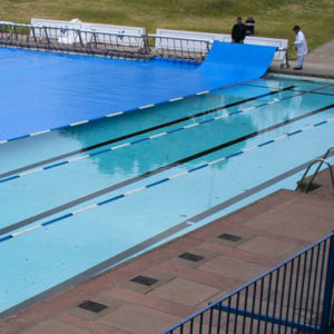 Pool covers of any size for gyms, schools, hotels, and complexes